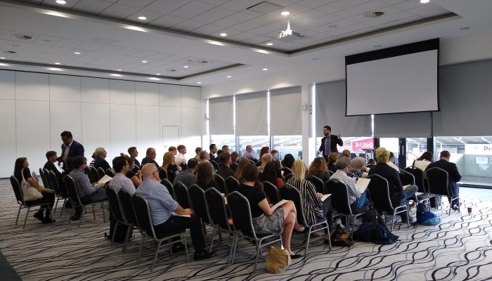 Barry-Dunstall-delivers-Seminar-Manchester-Biz-Fair-2019