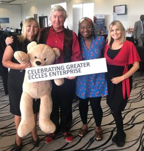 Celebrating-Greater-Eccles-Enterprise-at-Manchester-Biz-Fair-2019